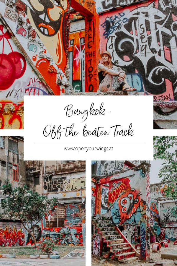 THAILAND - Bangkok - Off the beaten Track