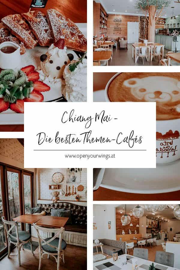 Pin it! Chiang Mai - Die besten Themen-Cafés