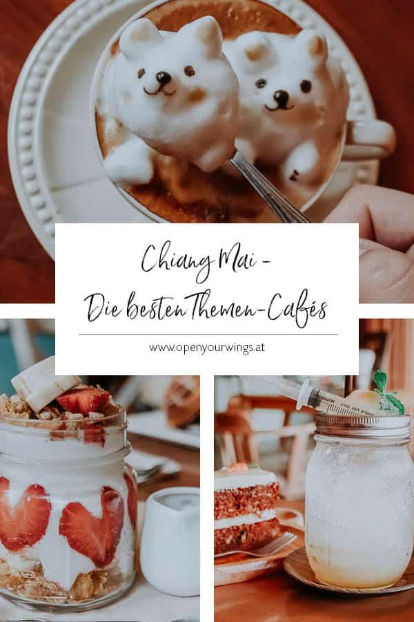 Pin it! Chiang Mai - Die besten Themen Cafés