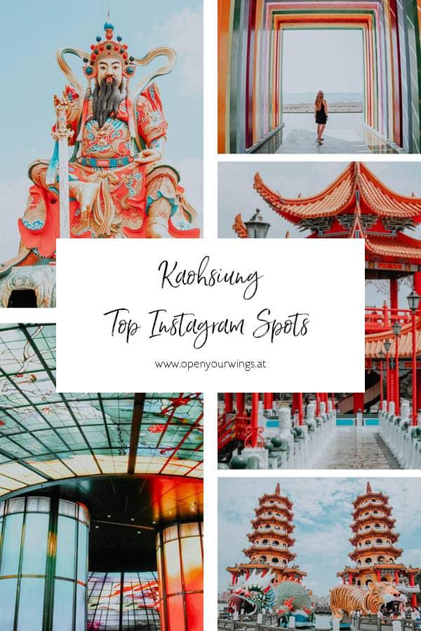 Pin it! TAIWAN - Kaohsiung - Top Instagram Spots