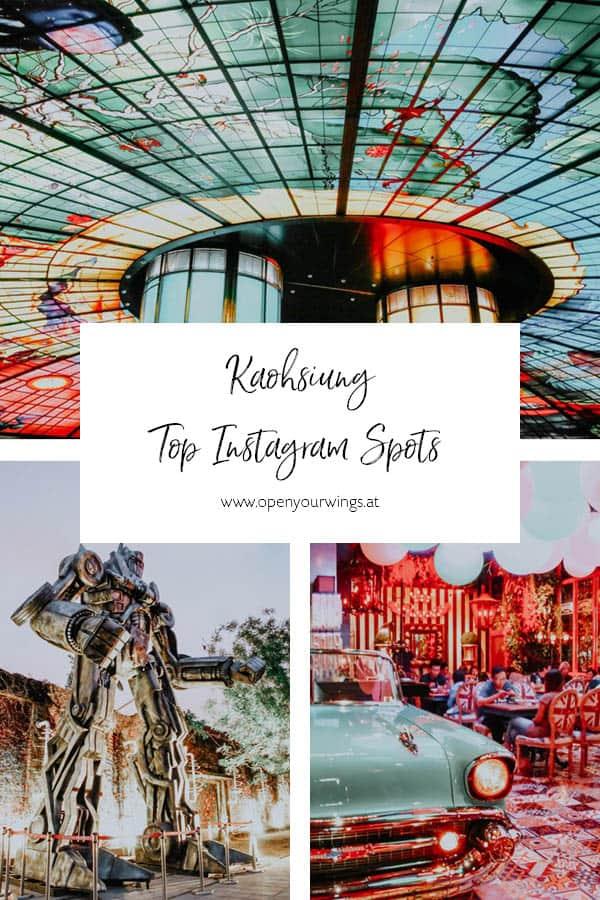 TAIWAN - Kaohsiung - Top Instagram Spots