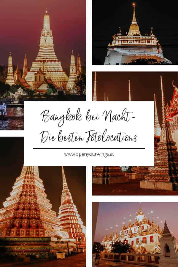 Pin it! Bangkok bei Nacht - Die besten Fotolocations
