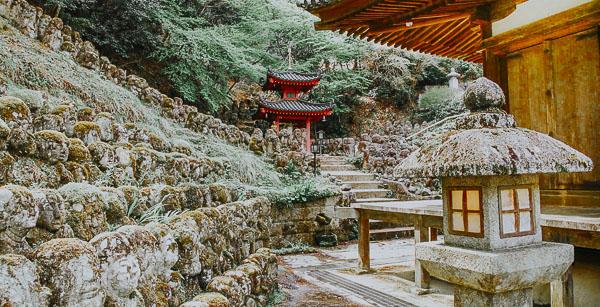 Otagi Nenbutsu-ji Tempel
