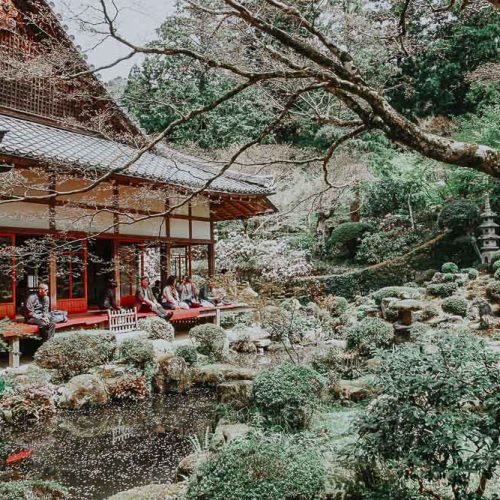 Japan - Off the beaten Track - Open your Wings