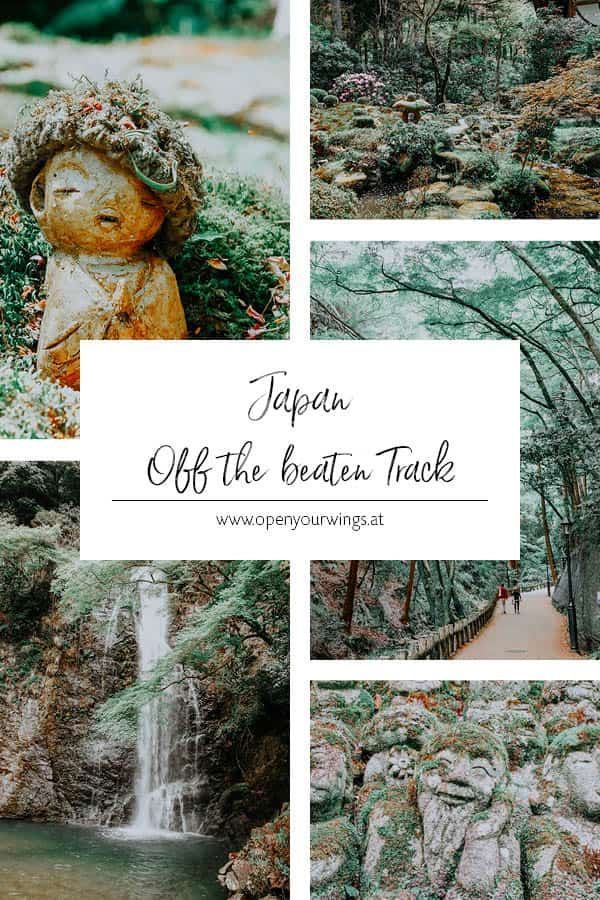 Pin it! Japan - Off the beaten Track