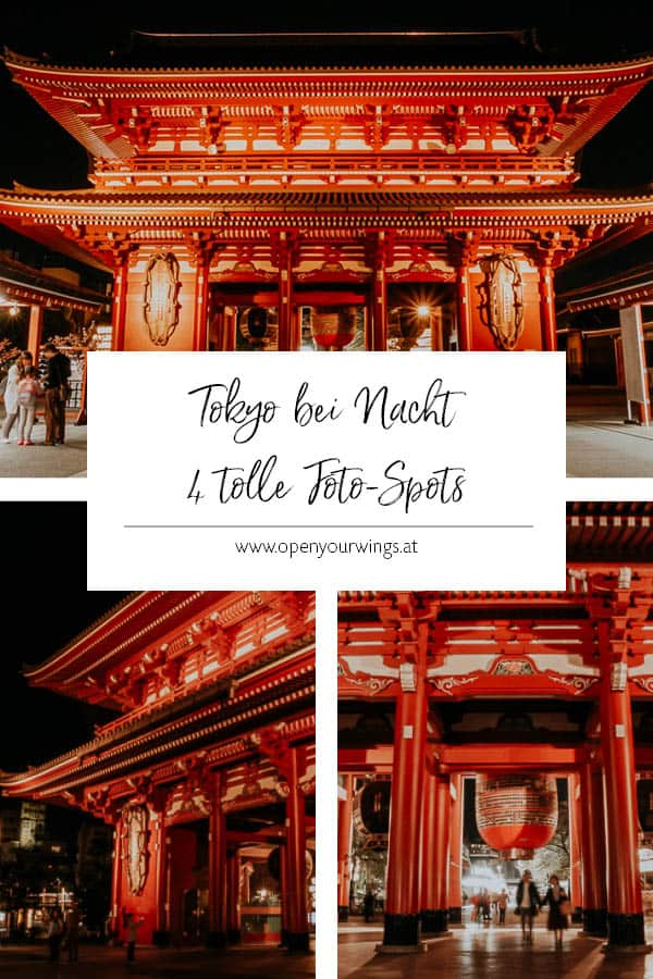 Pin it! Tokyo bei Nacht - 4 tolle Foto-Spots